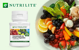 Campaña de Marketing Digital y Redes Sociales para Nutrilite
